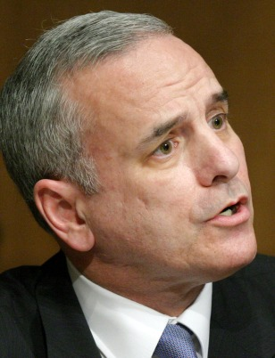 File photo of Minnesota Senator Mark Dayton