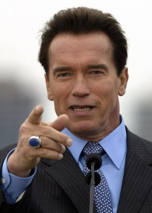 Image: California Gov. Arnold Schwarzenegger.