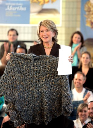 Martha Stewart Returns to Work At Omnimedia