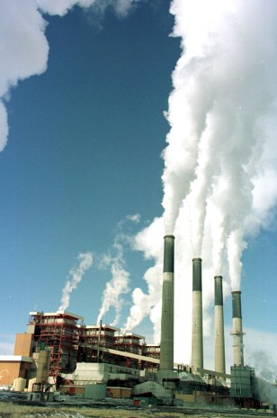 IMAGE: Wyoming Power Plant