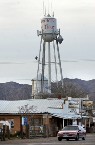 Image: Downtown Van Horn