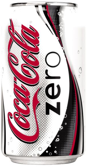 Image: Coca-Cola Zero