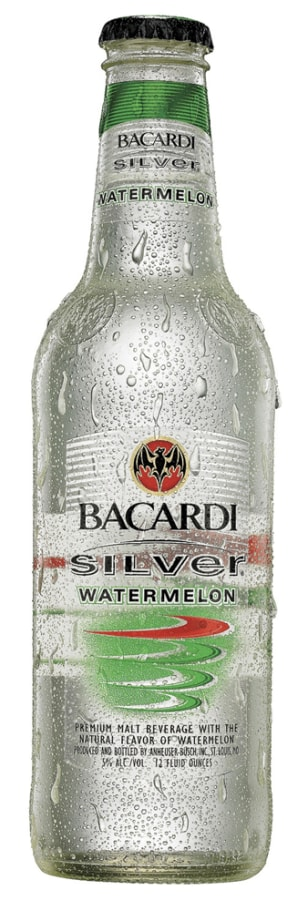 ANHEUSER-BUSCH INTRODUCES NEW BACARDI SILVER WATERMELON