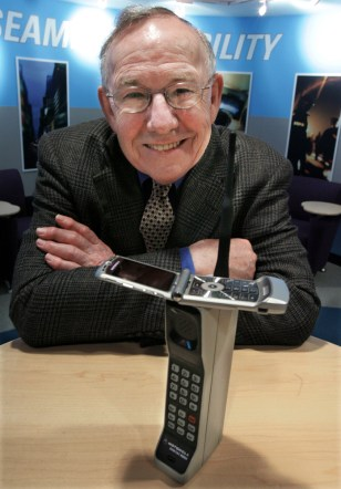 original cell phone designer