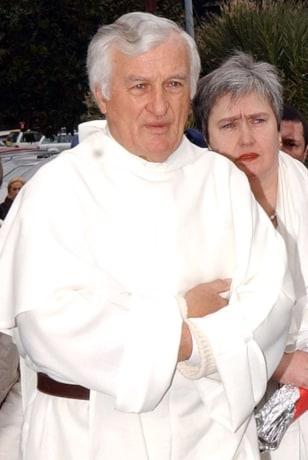Image: Polish Rev. Konrad Stanislaw Hejmo.