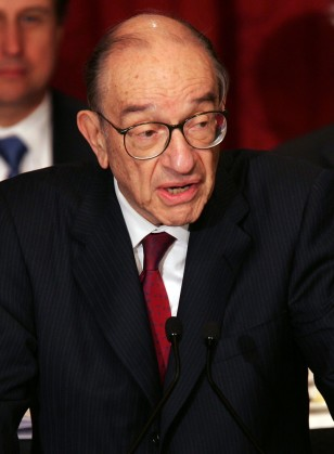 Fed Chairman Alan Greenspan Speaks About Energy