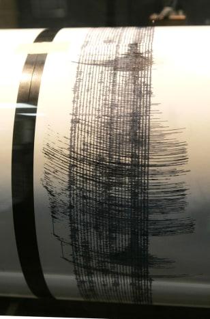 Image: seismograph