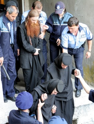 Image: Monk, nuns linked to deadly exorcism.