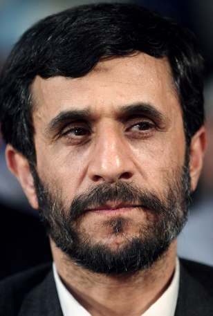 Image: Iranian president-elect Mahmoud Ahmadinejad.