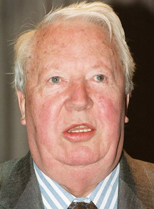 Image: File photo of Sir Edward Heath