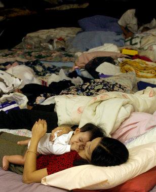 Image: Vietnamese victims of Hurricane Katrina
