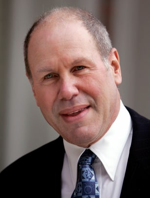 File photo of Disney chief executive Michael Eisner in Georgetown