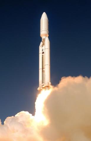 Image: Titan 4 liftoff