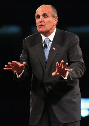 "PA : RUDOLPH GIULIANI AT"" GET MOTIVATED"" SEMINAR"