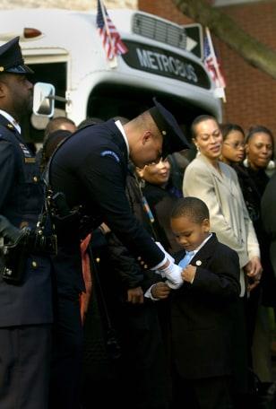 Image: Rosa Parks' nephew