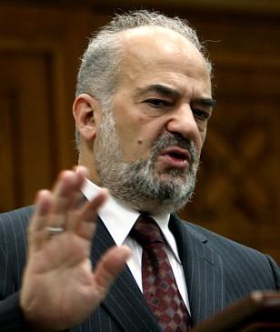 Image: Iraqi Prime Minister al-Jaafari
