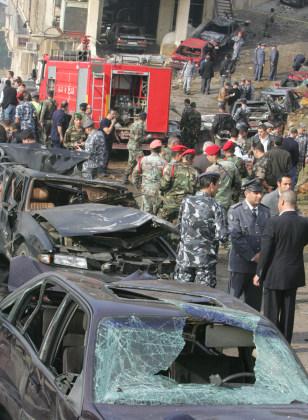 Image: Lebanese security