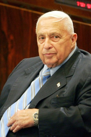 (FILE) Ariel Sharon Reportedly Quits Likud Party