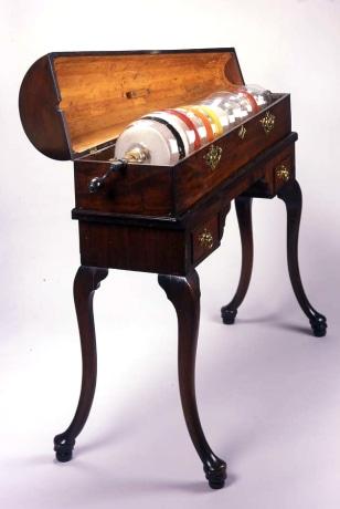 Benjamin Franklin Inventions Glass Armonica