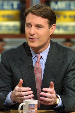 Senator Evan Bayh on Meet the Press