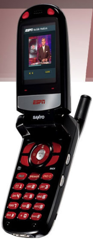 Mobile ESPN phone
