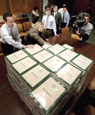 Image: 2007 budget