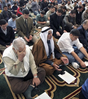 American Muslims Celebrate Eid al-Fitr