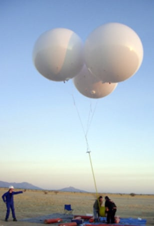 Image: Balloons in Arizona