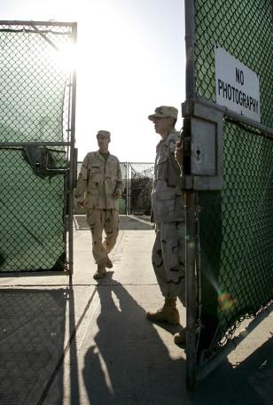 Image: Guantanamo Bay