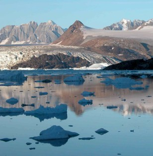 Image: Kangerdlussuaq Glacier