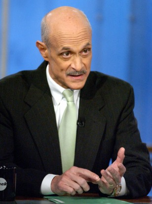 Image: Homeland Security Secretary Chertoff