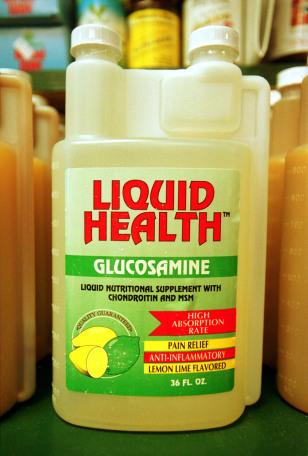 Image: Glucosamine product