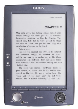 Image: Sony Reader