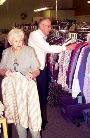 IMAGE: THRIFT STORE OWNERS