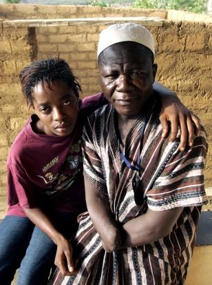 Image: Sierra Leone victim