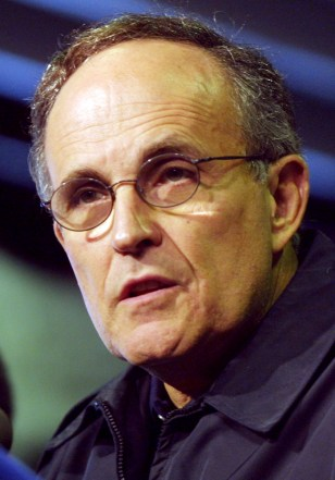 IMAGE: Mayor Rudolph Giuliani