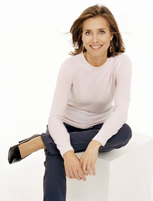 Pictured: Meredith Vieira