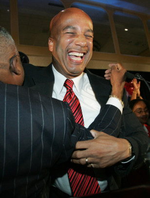 Image: New Orleans Mayor Ray Nagin