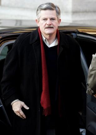 Secretary of Veterans Affairs Jim Nicholson