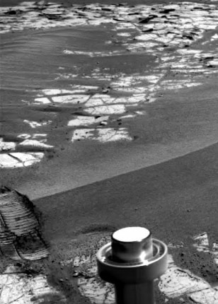 Image: Footprint?