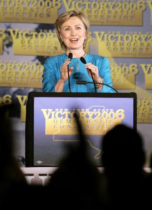 Image:Sen. Hillary Clinton