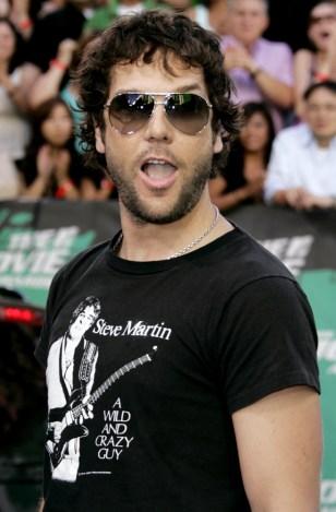 Comedian Dane Cook