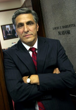 Image: Mayor Lou Barletta