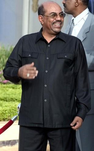 Image: Sudan President Omar Hassan al-Bashir