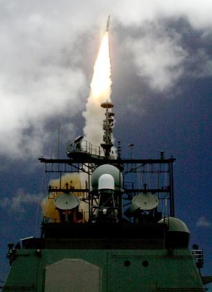 Image: Navy Standard Missile-3