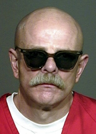 IMAGE: Barry Mills, Aryan Brotherhood leader