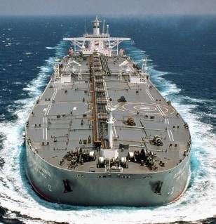 Image: Bright Artemis tanker.