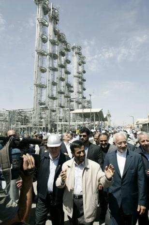 Image: President Mahmoud Ahmadinejad