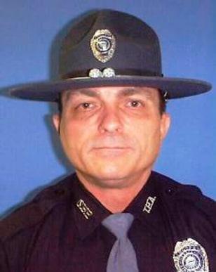 Nebraska state patrolman Robert Henderson