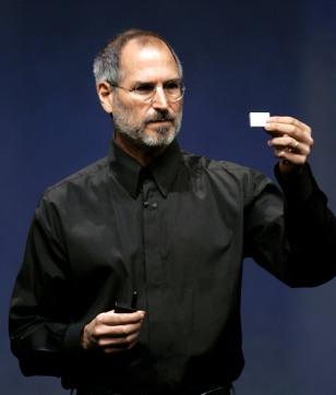 Apple Computer, Steve Jobs, iPod Shuffle